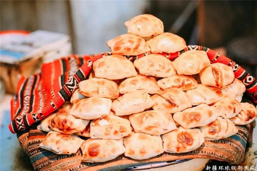 烤包子 (2)