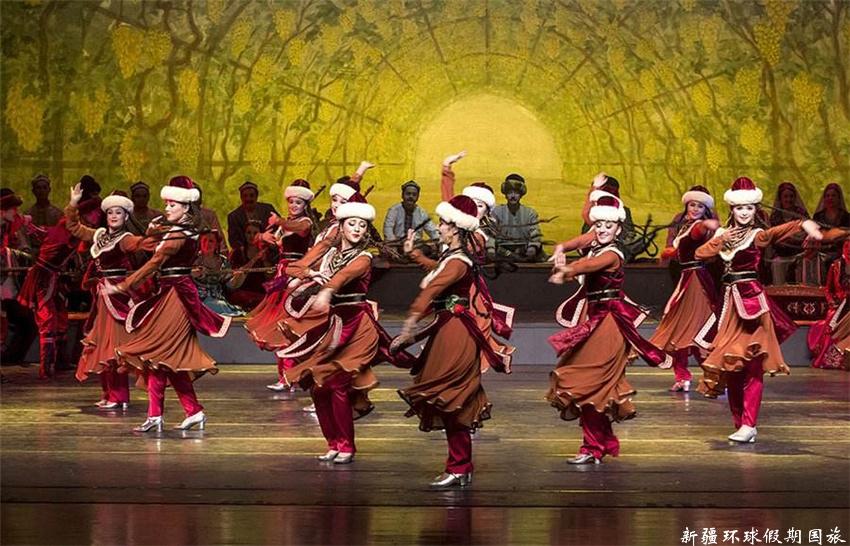 新疆舞蹈1