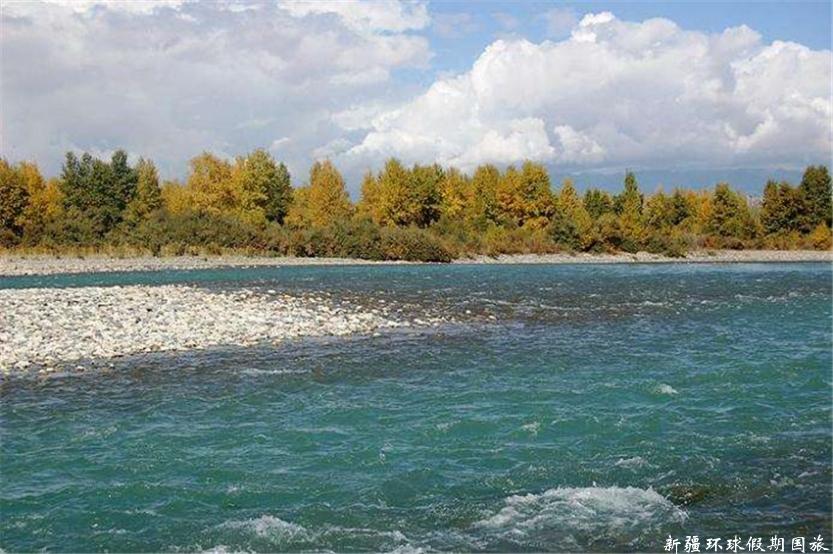 喀什玉龙河