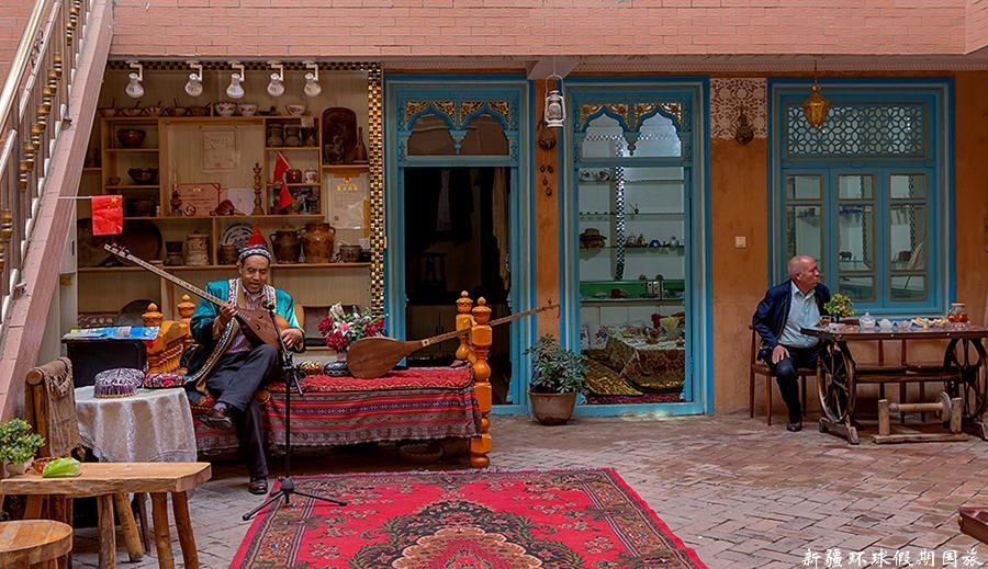 喀什古城1